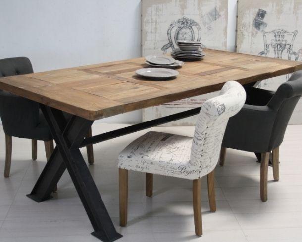 Stunning Tavolo Legno Ferro Images - Idee Arredamento Casa ...