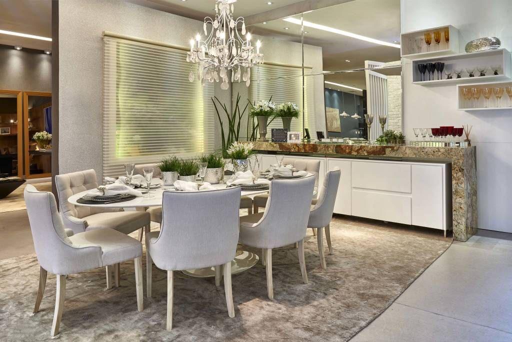 Sala De Jantar Usada Campinas ~ Fotos de salas de jantar modernas decora lider campinas  sala de