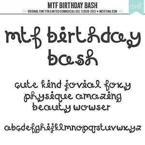 MTF Birthday Bash ·CU·