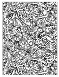 Beautiful Patterns Adult Coloring Books Designs (Sacred Mandala ...