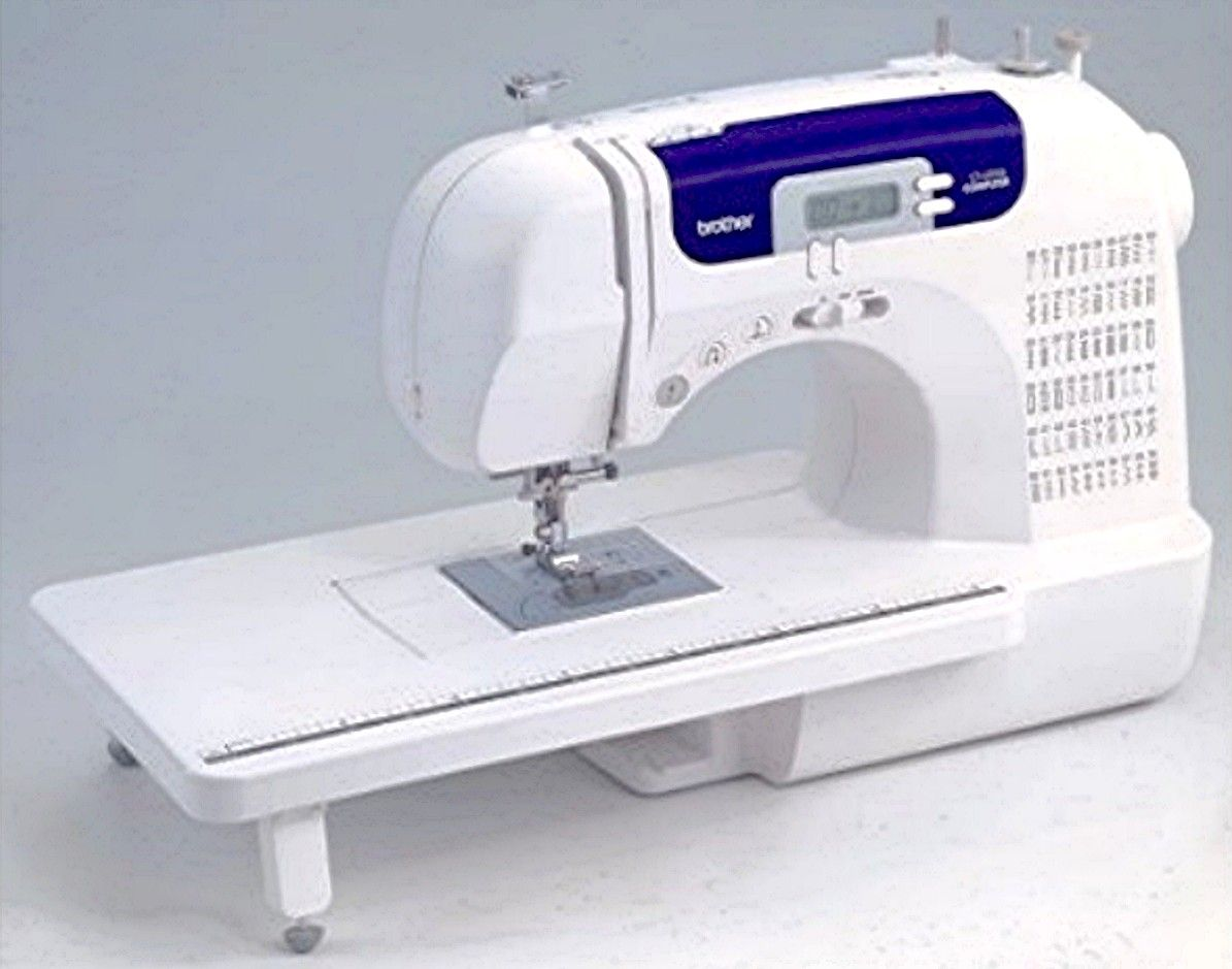 Brother CS6000I 60-Stitch Computerized Sewing Machine ...