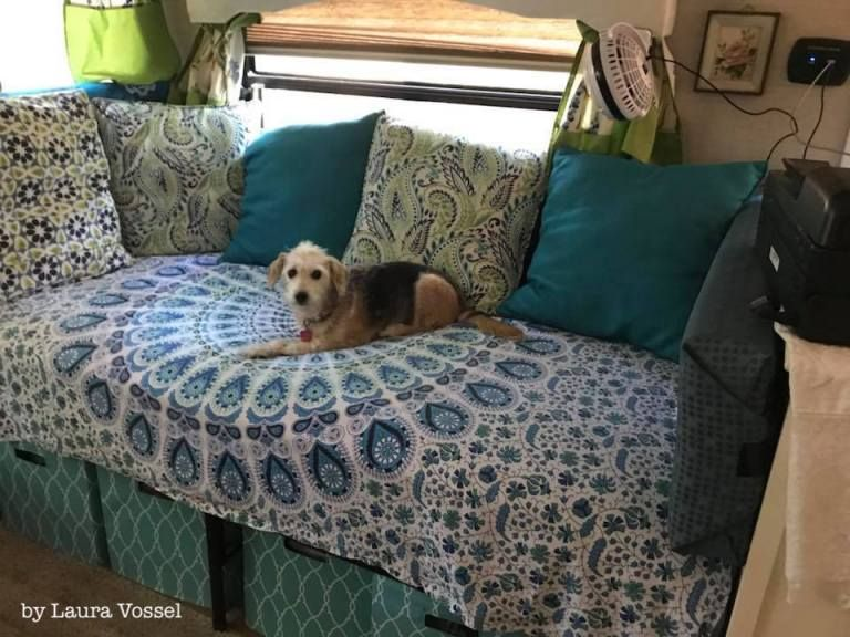 Rv Sofa Bed Replacement Ideas W Pictures Rv Sofas Rv Sofa