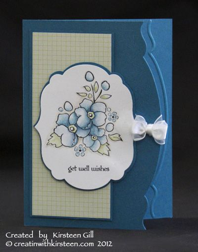 Stampin' Up! SU by Kirsteen Gill, Creatin' with Kirsteen.