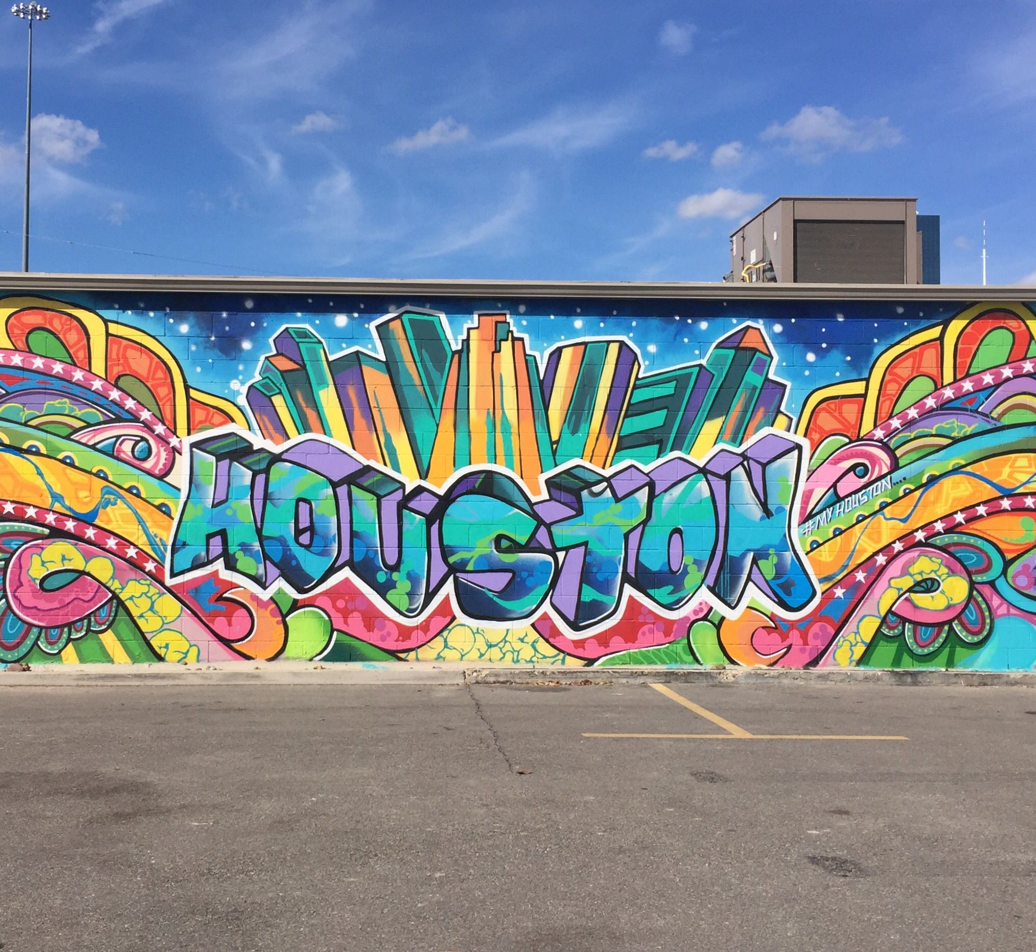 Houston Wall Art studiodiywallcrawl: the best walls in houston | walls, texas and