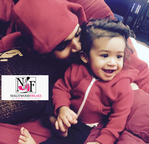 Photos: Chris Brown finally shows off his beautiful daughter Royalty on instagram - https://www.nollywoodfreaks.com/photos-chris-brown-finally-shows-off-his-beautiful-daughter-royalty-on-instagram/