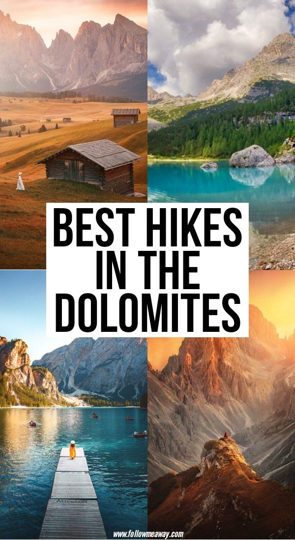 Photo of 10 Best Dolomites Hiking Trails You Can Do In A Day