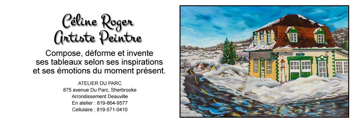 Celine Roger Artiste Peintre Cours De Peinture Canada