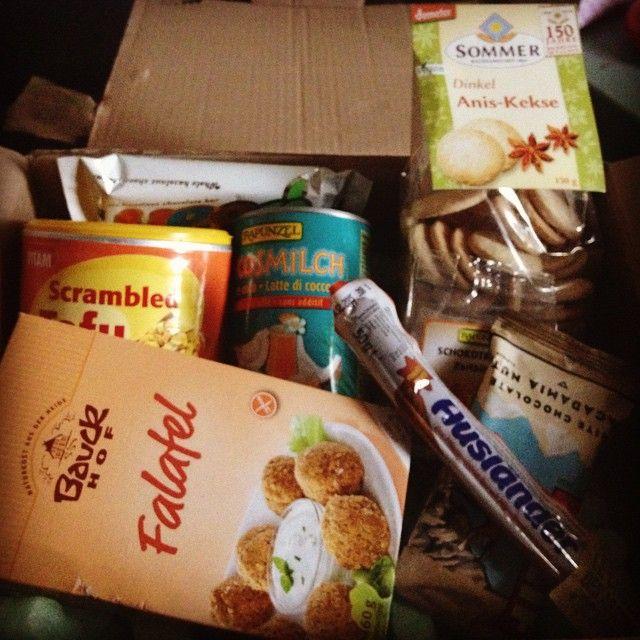 Vegan Box Mensuelle / France www.veganbox.fr