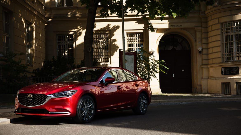 2018 Mazda6 Powers Up With New Turbo Engine Premium Vibehttps://www ...