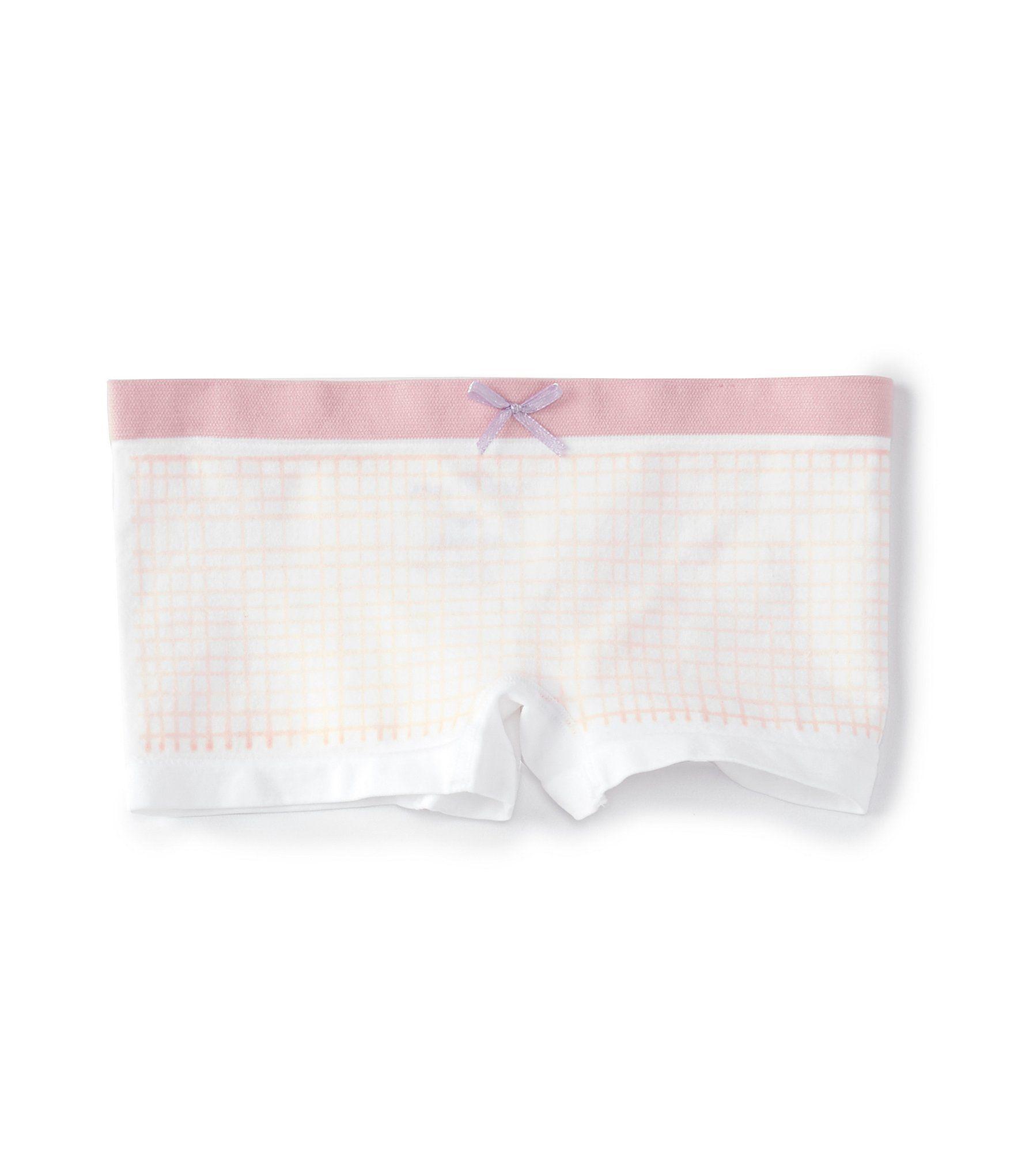 Copper Key Big Girls 7-16 Brushed Minishort Panties -  XL