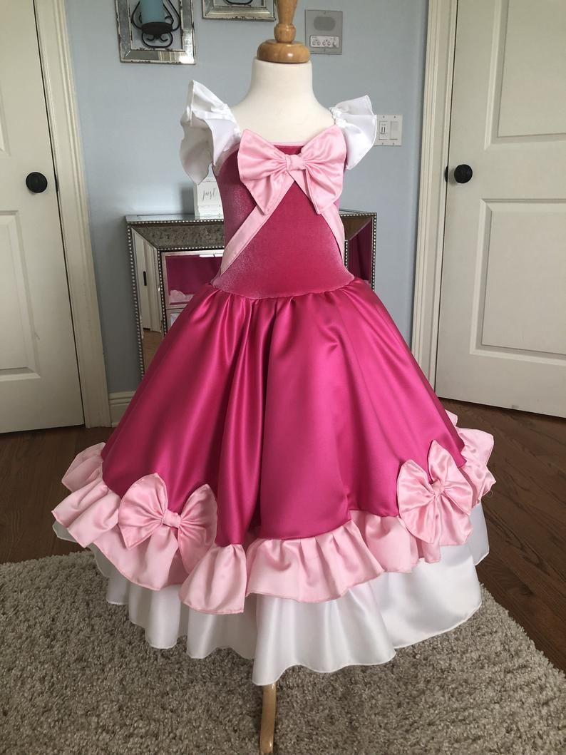 Pink Cinderella Dress Inspired Ballgown Size 4t Etsy Cinderella Dresses Dresses Ball Gowns [ 1059 x 794 Pixel ]