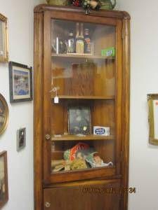 Corner cabinet  Handmade  $175