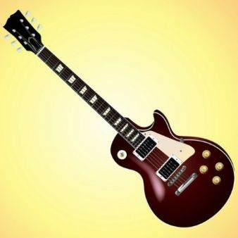 Enfriar instrumento musical guitarra eléctrica