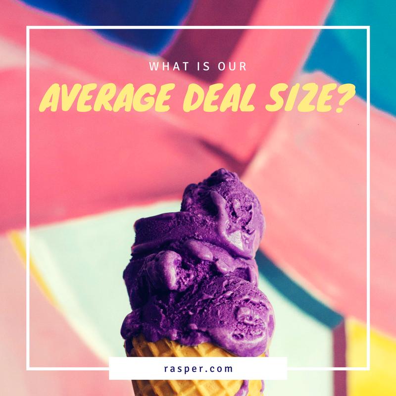 Average Won Deal Value Root beer, Banana split, Root