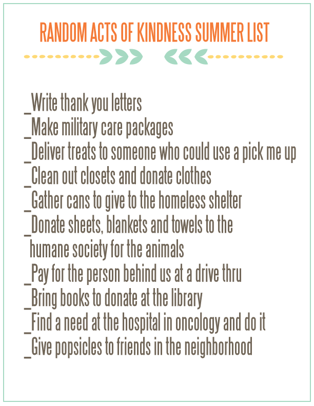 Definition essay on Kindness