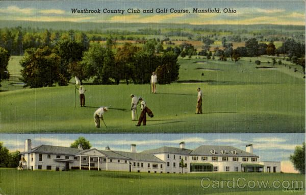 City Of Mansfield Ohio | Westbrook County Club And Golf Course Mansfield Ohio