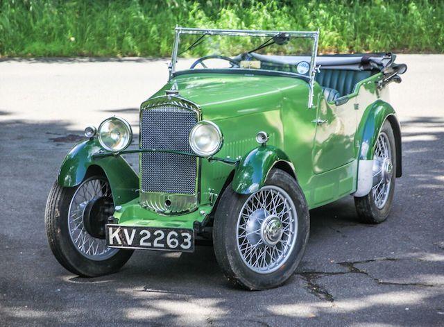1932 Triumph Southern Cross four-seat Tourer