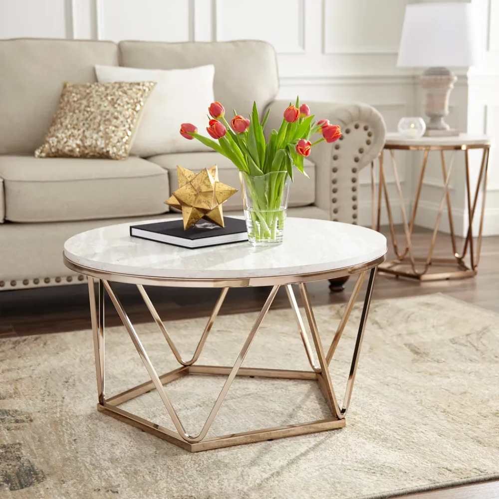 10 Best Round Side Tables For Living Room