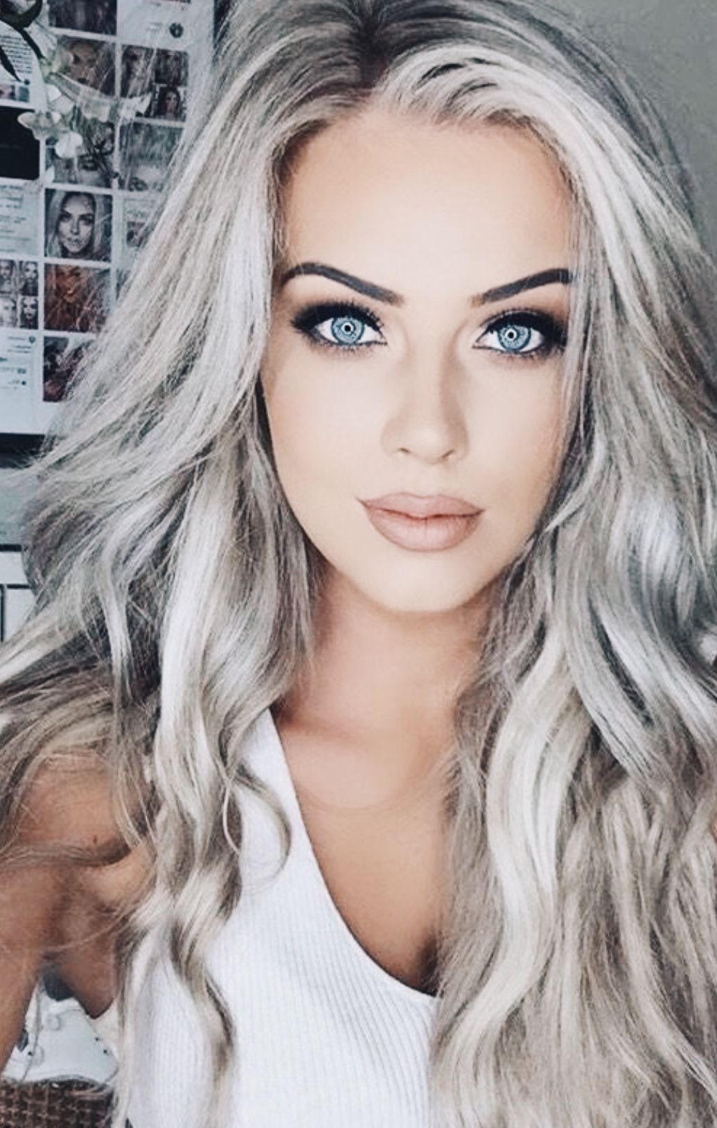 Pin By Kourtney Reece On Glam And Beautiful Faces Pinterest