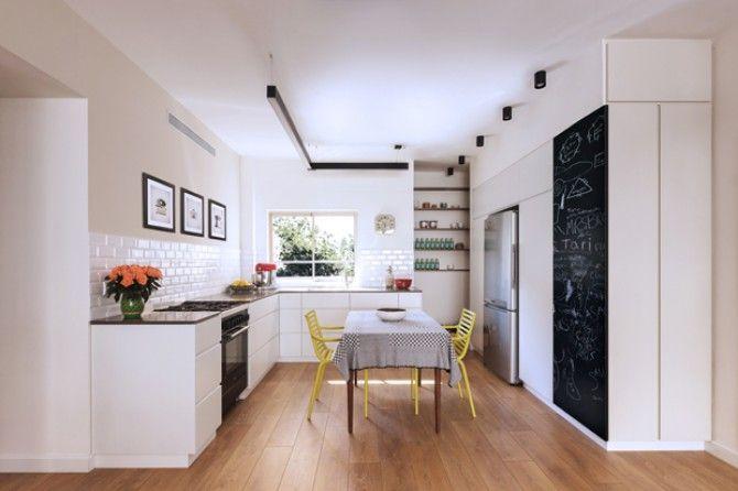 Interior Design 80sqm Apartment Tel Aviv With Images Modern