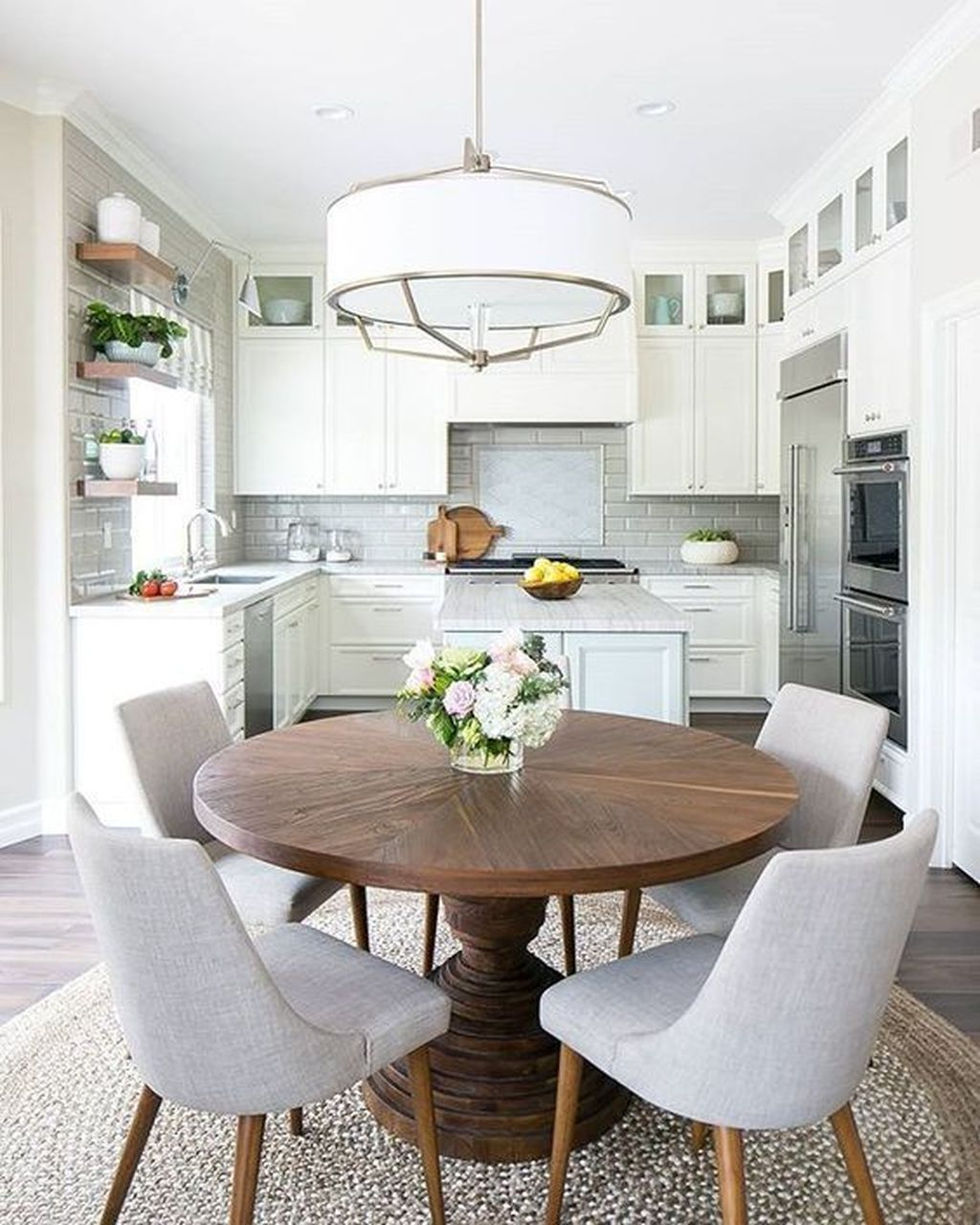 Kitchen Table Ideas   Home And Garden Decoration