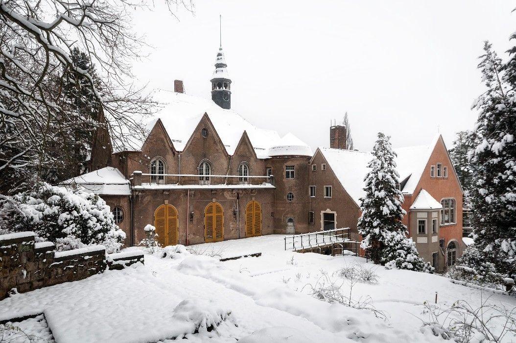 Schloss Thurmsdorf Architekturfotografie Immobilien Kaufen Architektur