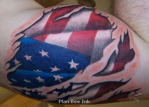 American Flag Tattoos American Flag Tattoo Flag Tattoo
