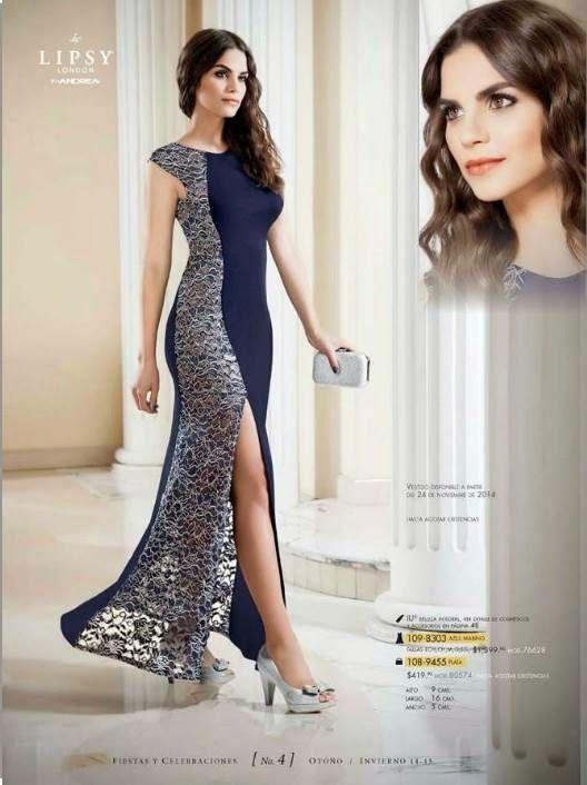 Andrea Fiestas Y Celebraciones Otono Invierno 14 15 Dresses Fashion Formal Dresses