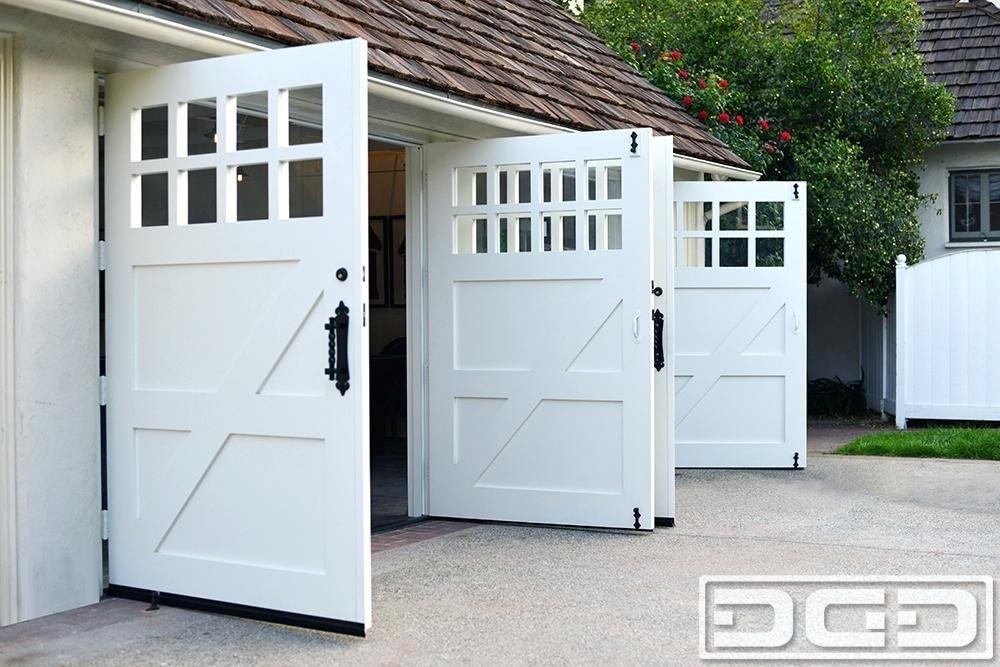 Image Result For Garage Doors That Look Like French Doors Custom Garage Doors Custom Wood Garage Doors Garage Doors