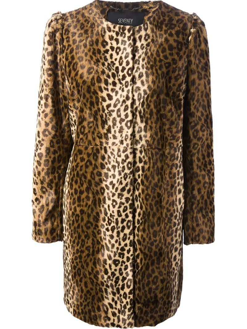 Seventy leopard print coat all things leopard pinterest