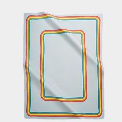 Rainbow Maxi Scarf