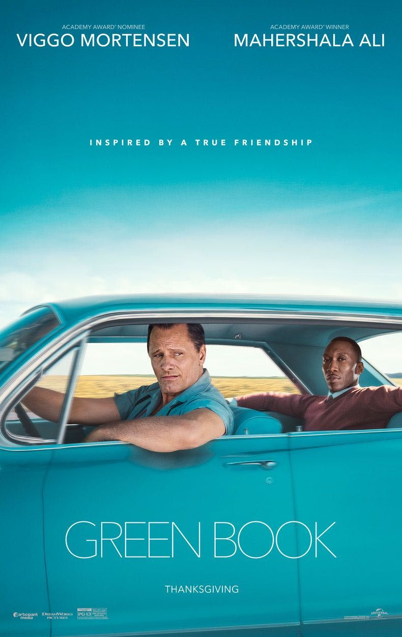 Green Book Movie Trailer And Poster Seat42f Films Complets Oscar Film Film