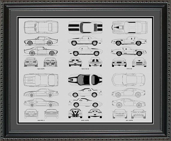 Chevrolet camaro blueprint collection drawing art car auto gift chevrolet camaro blueprint collection drawing art car auto gift bcama2024 malvernweather Choice Image