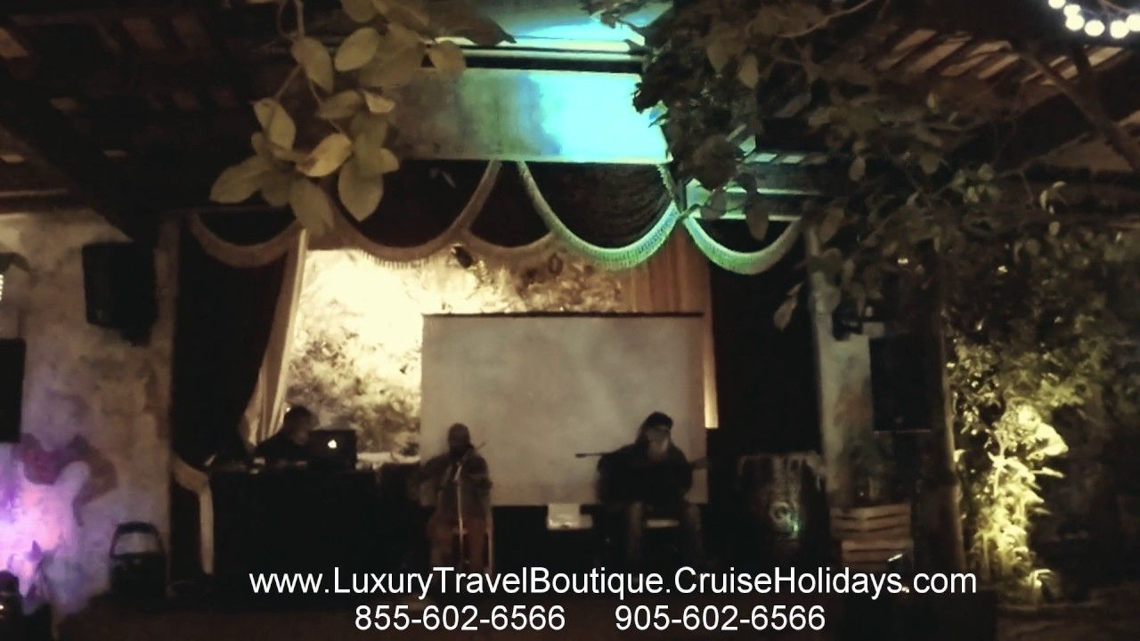 Princesa Gastrobar, Old San Juan, Cruise Holidays | Luxury Travel Boutique