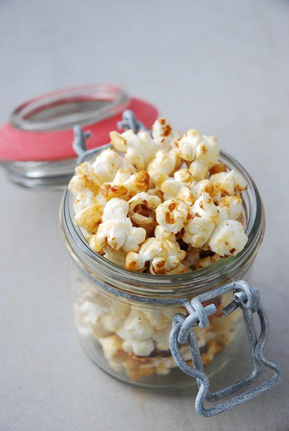 Pop Corn Sucré Classique (met Afbeeldingen