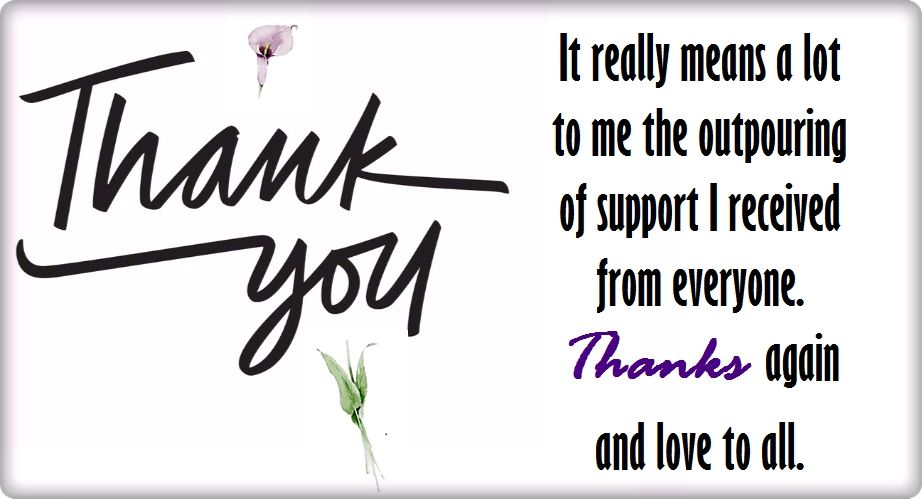 thank you cards for your support everyone thank you for your condolences quotes and notes shainginfoz