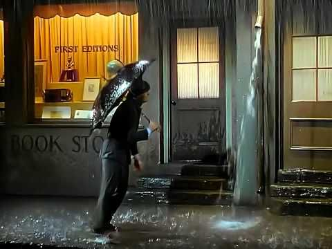 Gene Kelly Singing In The Rain Alta Calidad Hd Music