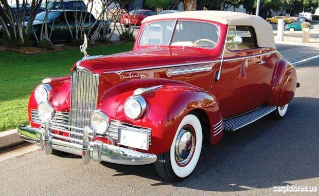 Very nice old car !
