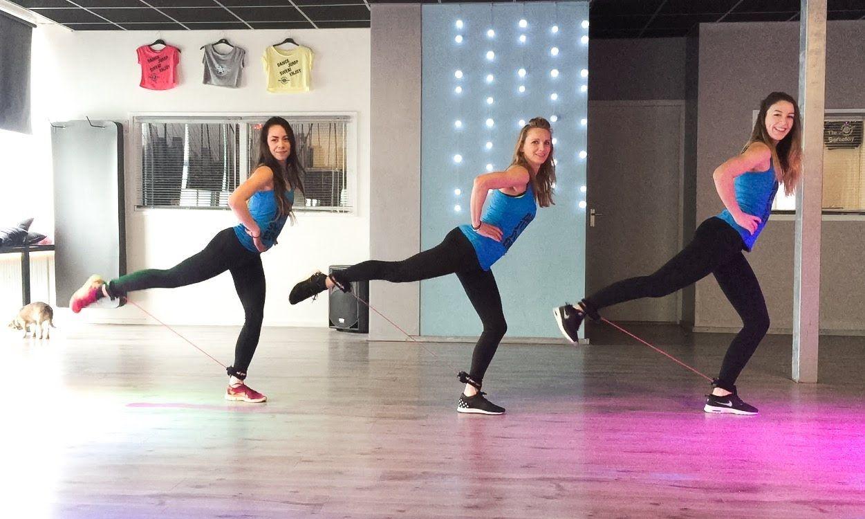 Icona Pop Emergency Hipnthigh Fitness Workout Dance Choreo Legs Boot Dance Workout Videos Dance Workout Fun Workouts