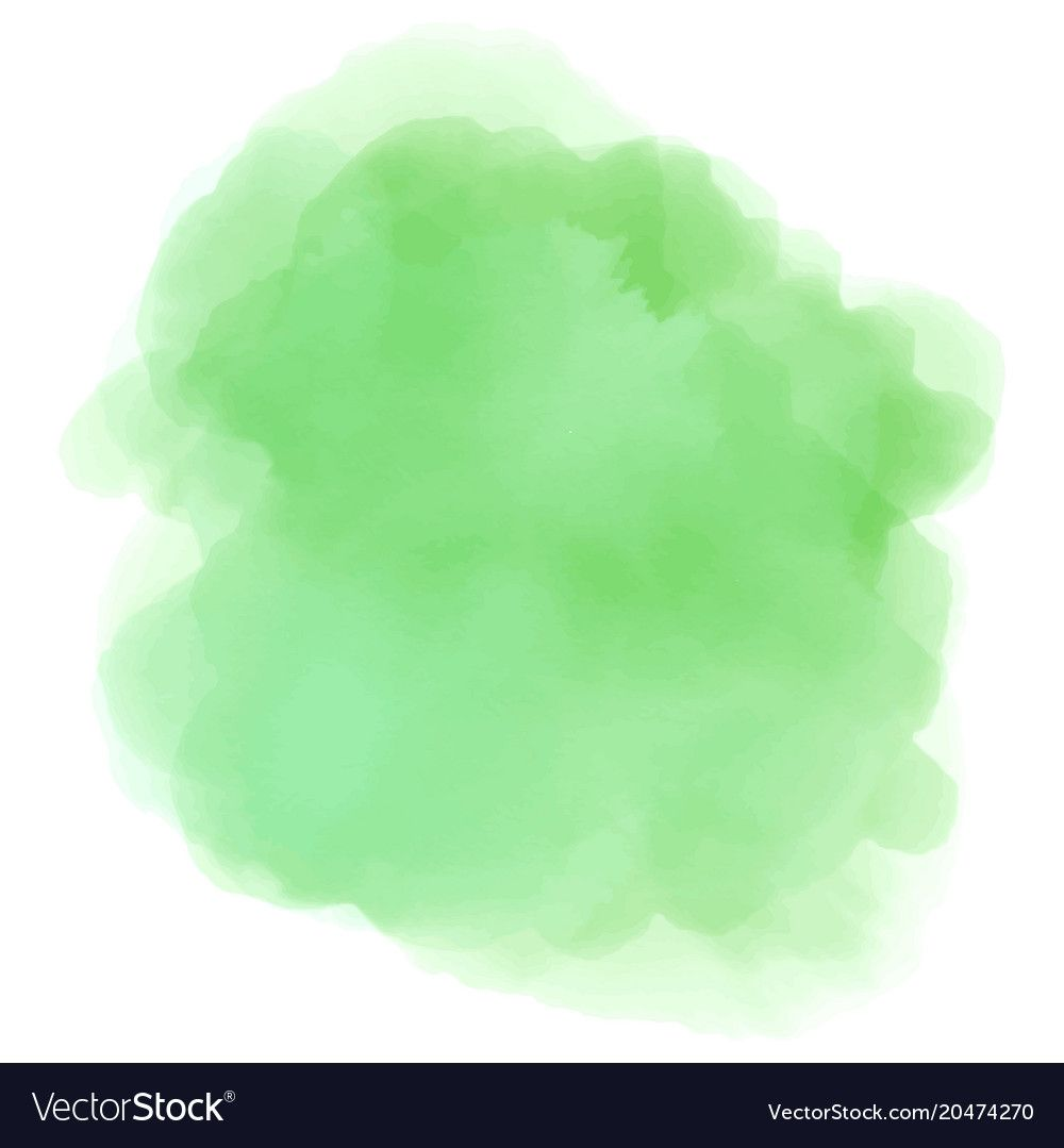 Soft Green Watercolor Background Abstract Background For You