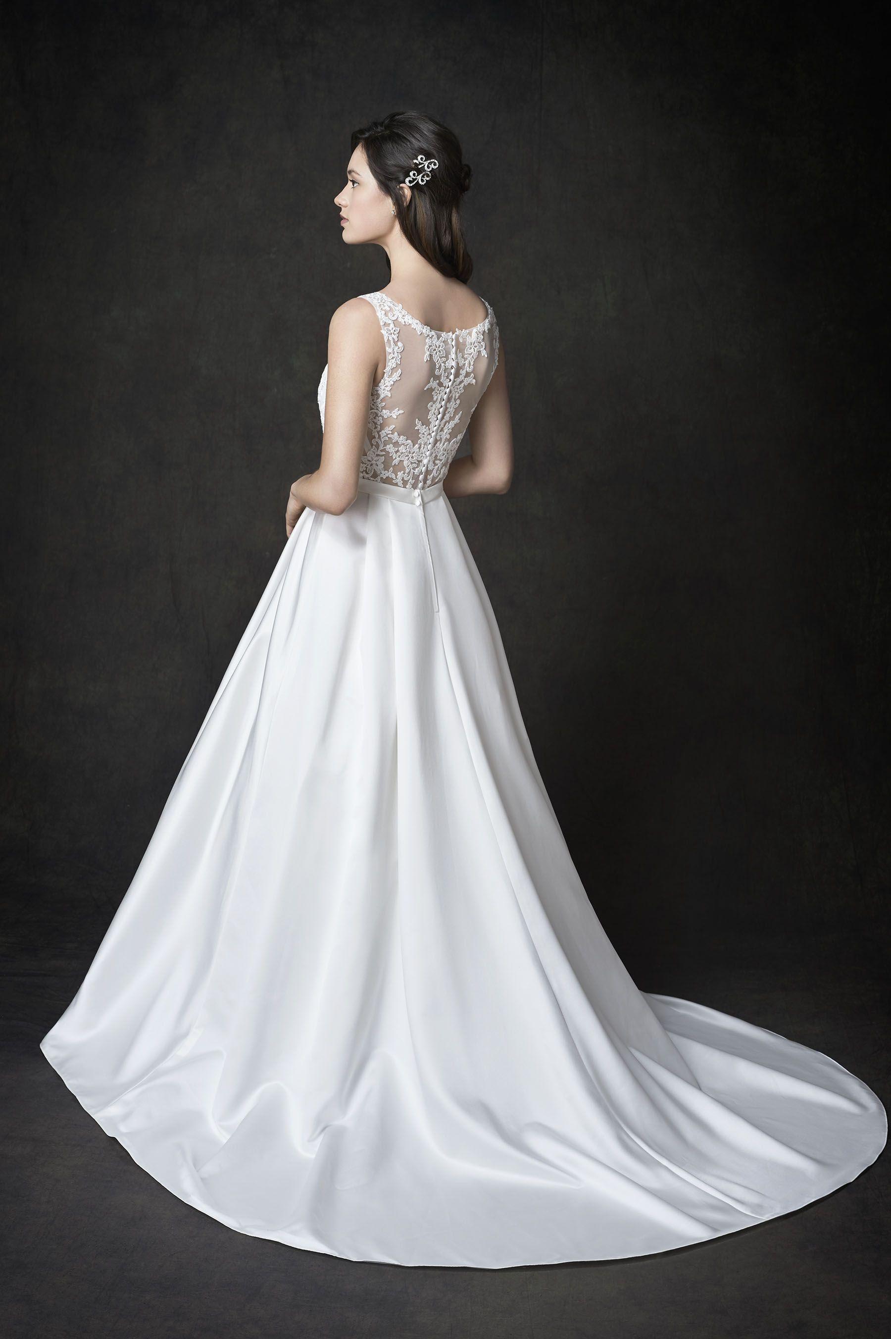 18+ Two looks in one wedding dress ideas