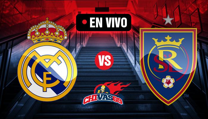 Pin De Roja Directa En Futbol En Vivo Online Gratis Futbol En Vivo Real Salt Lake Real Madrid