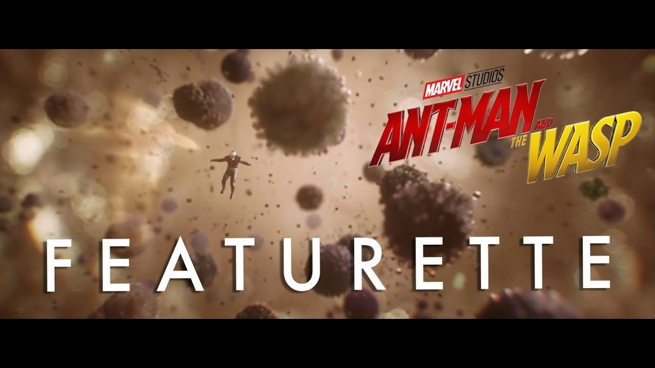 Marvel Studios Ant Man And The Wasp Who Is The Wasp Featurette