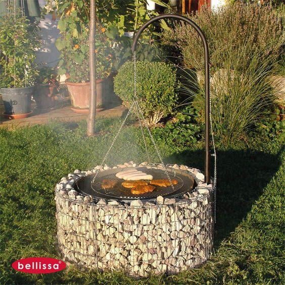 gaviones decorativos para el jard n y jardiner a 15+ Gaviones Decorativos Fabulosos para el Jardín