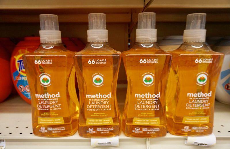 買って帰りたいusa洗剤 柔軟剤 Method メソッド という自然派の