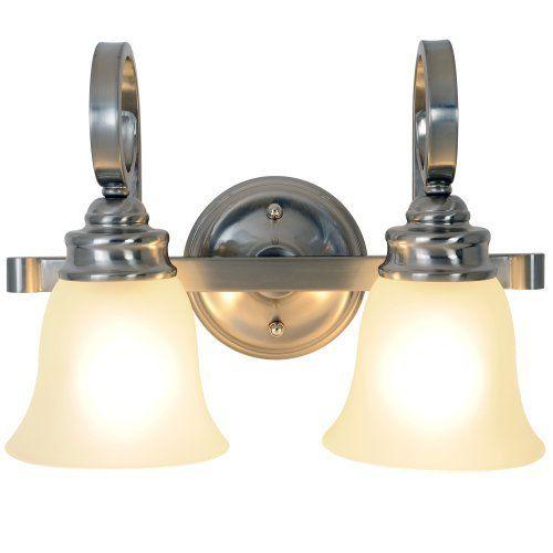 Found It At Wayfair Sanibel Lighting Light Bath Vanity Light With 7 Inch  Bathroom Exhaust Fan With Light.