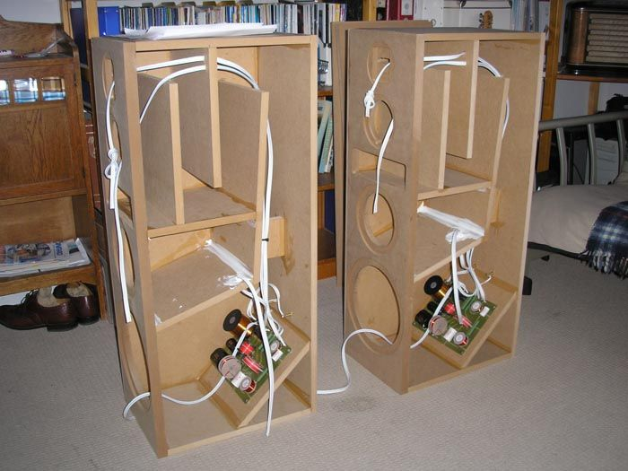 KEF DIY   Diy subwoofer, Speaker box design, Audio box