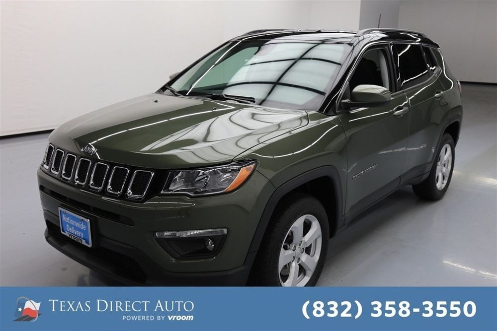 eBay 2018 Jeep Compass Latitude Texas Direct Auto 2018