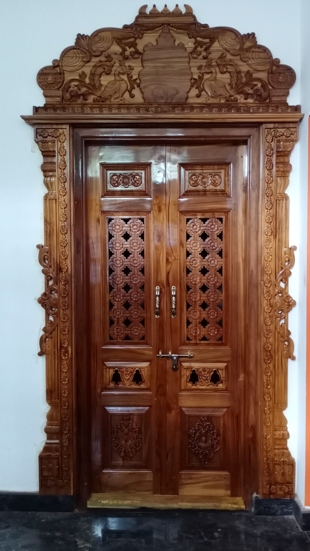 Pooja Room Door Carving Designs Google Search: Pin By Keshav Chary On S In 2020
