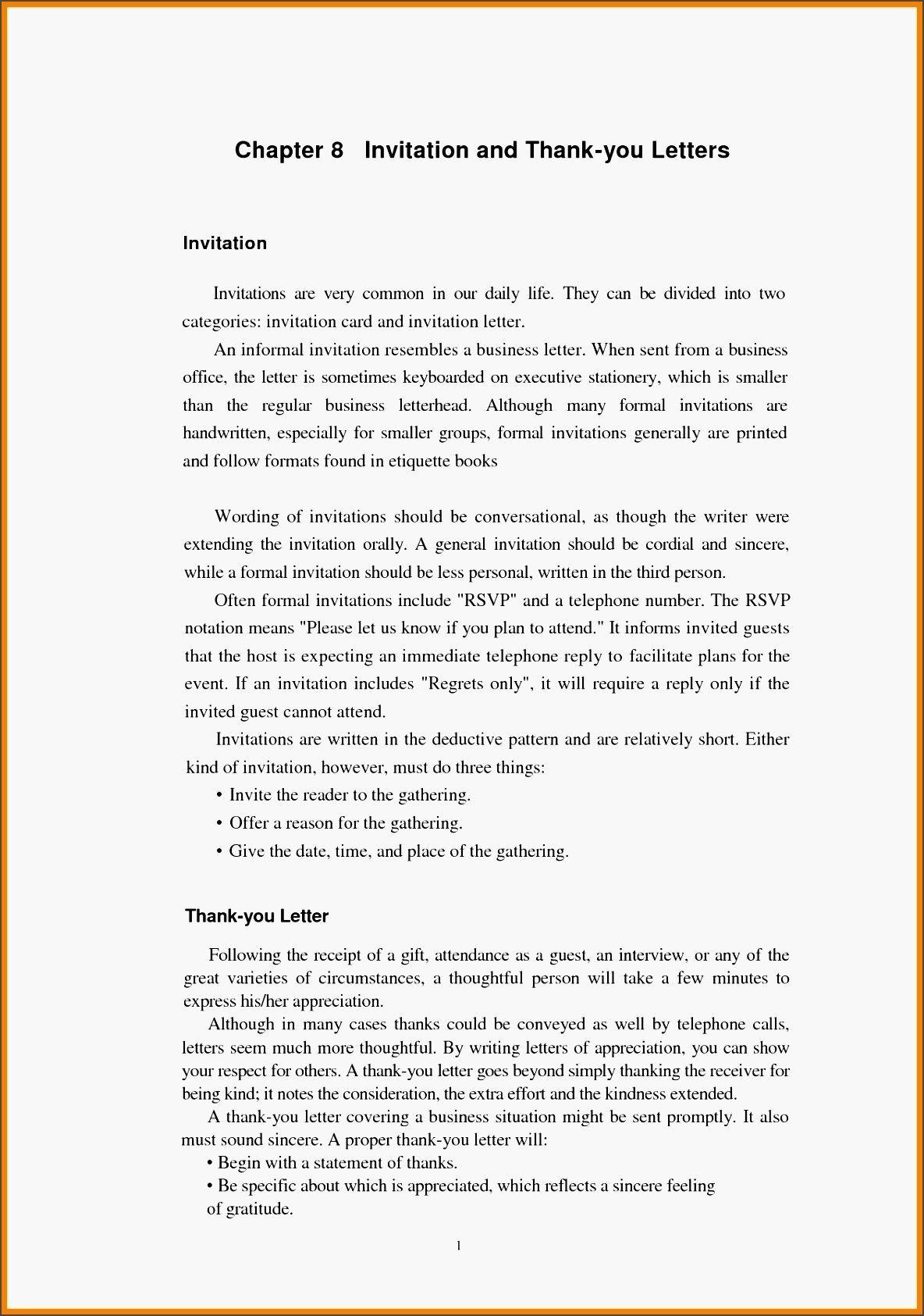 FormalInvitation Dinner invitation template, Thank you